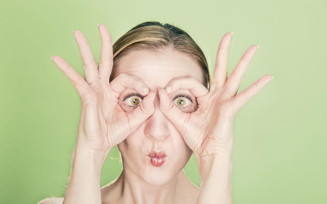 KIJK! Wat je moet weten over oogcontact met je kind