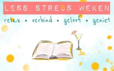 Less Stress Weken
