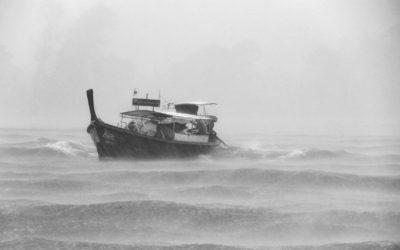 Veilig in de storm