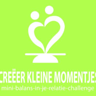 Challenge 2: Creëer kleine momentjes