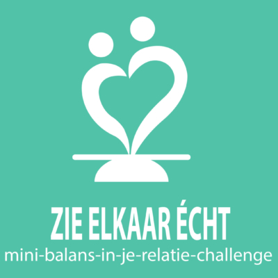 Challenge 4: Zie elkaar écht