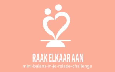 Challenge 7: Raak elkaar aan