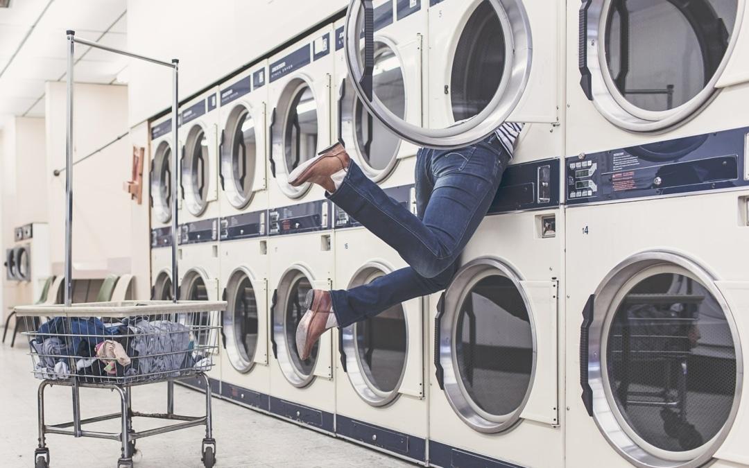 We hebben toch een wasmachine?