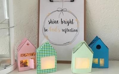 Be the light gezinsmoment en download