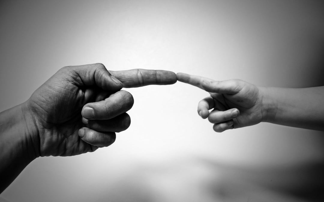 In mijn handen of in Zijn handen?