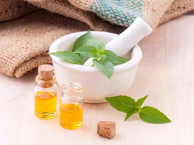 Essentiële olie als geschenk voor je lichaam