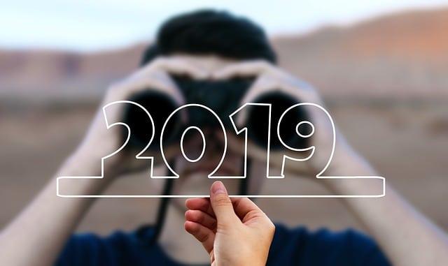 2019 Here we come! Lees hier alles over onze plannen.