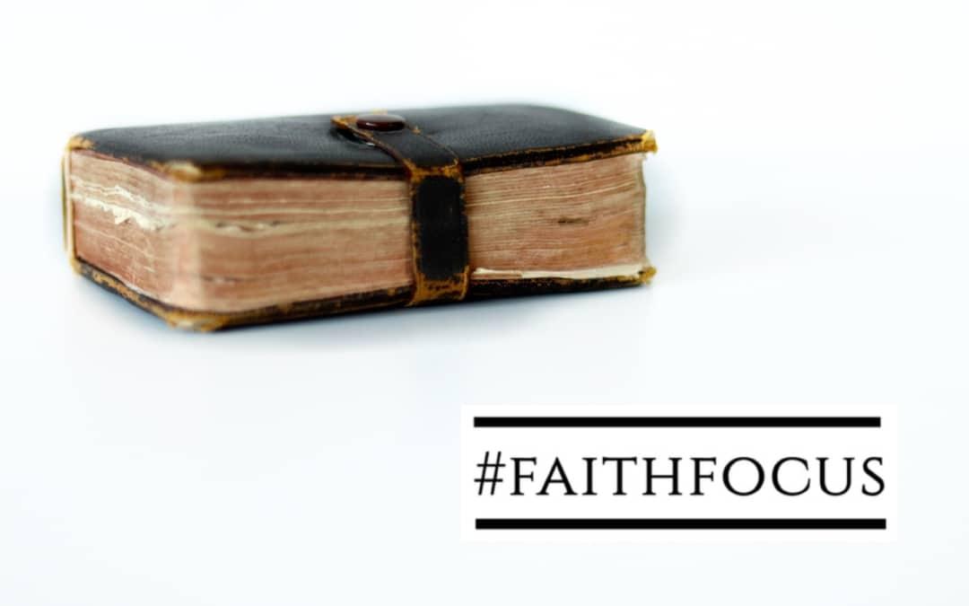 #faithfocus: Onder Zijn vleugels
