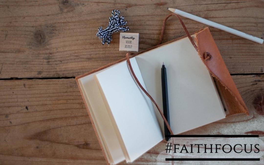 #faithfocus: Luister nou eens!