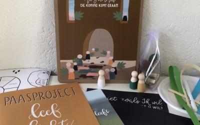 Paasproject Leef in het Licht