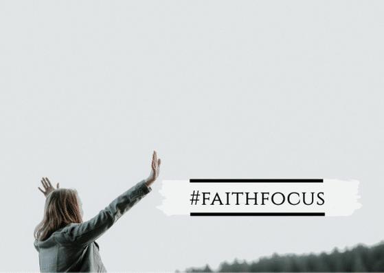 #faithfocus: vol enthousiasme mogen we gaan