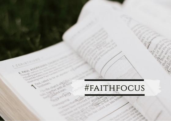 #faithfocus: vertrouwen