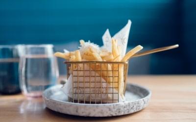 Boontjes versus patat