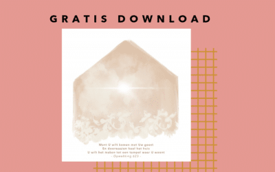 Gratis download Pinksteren 2019