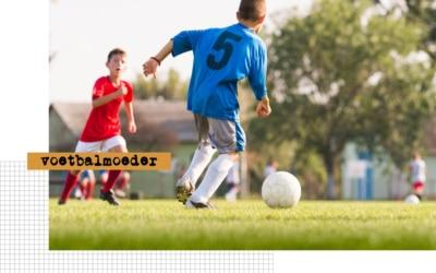 Voetbalmoeder
