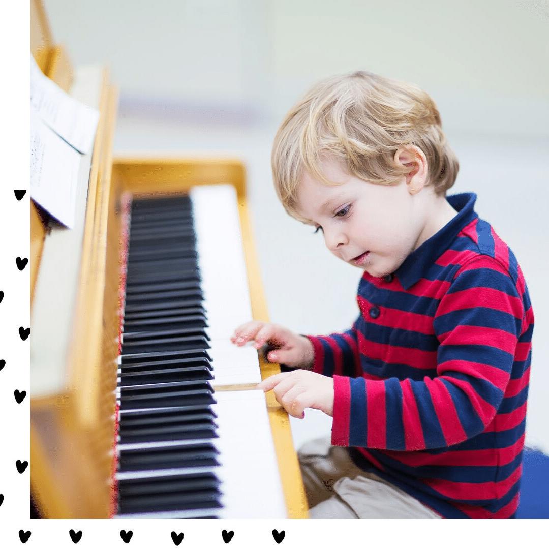 Een beetje pianissimo alsjeblieft