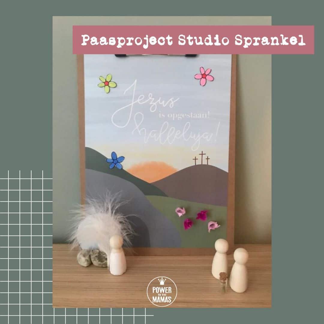 Paasproject Studio Sprankel review