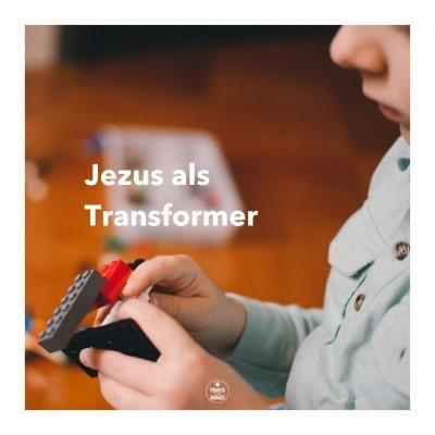 Jezus als Transformer
