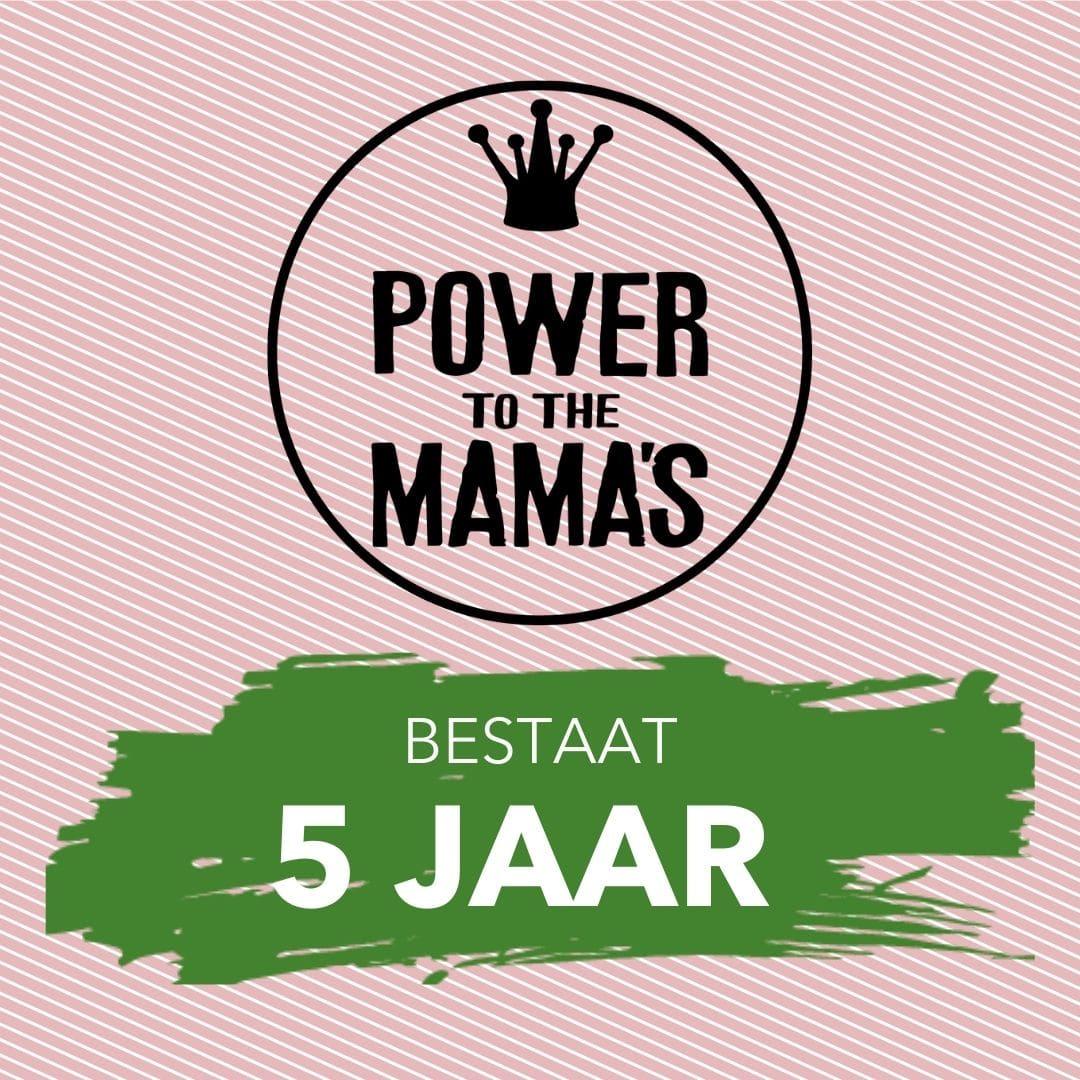 5 jaar Power to the Mama's: van therapeutisch van me afschrijven naar gewaardeerde beweging