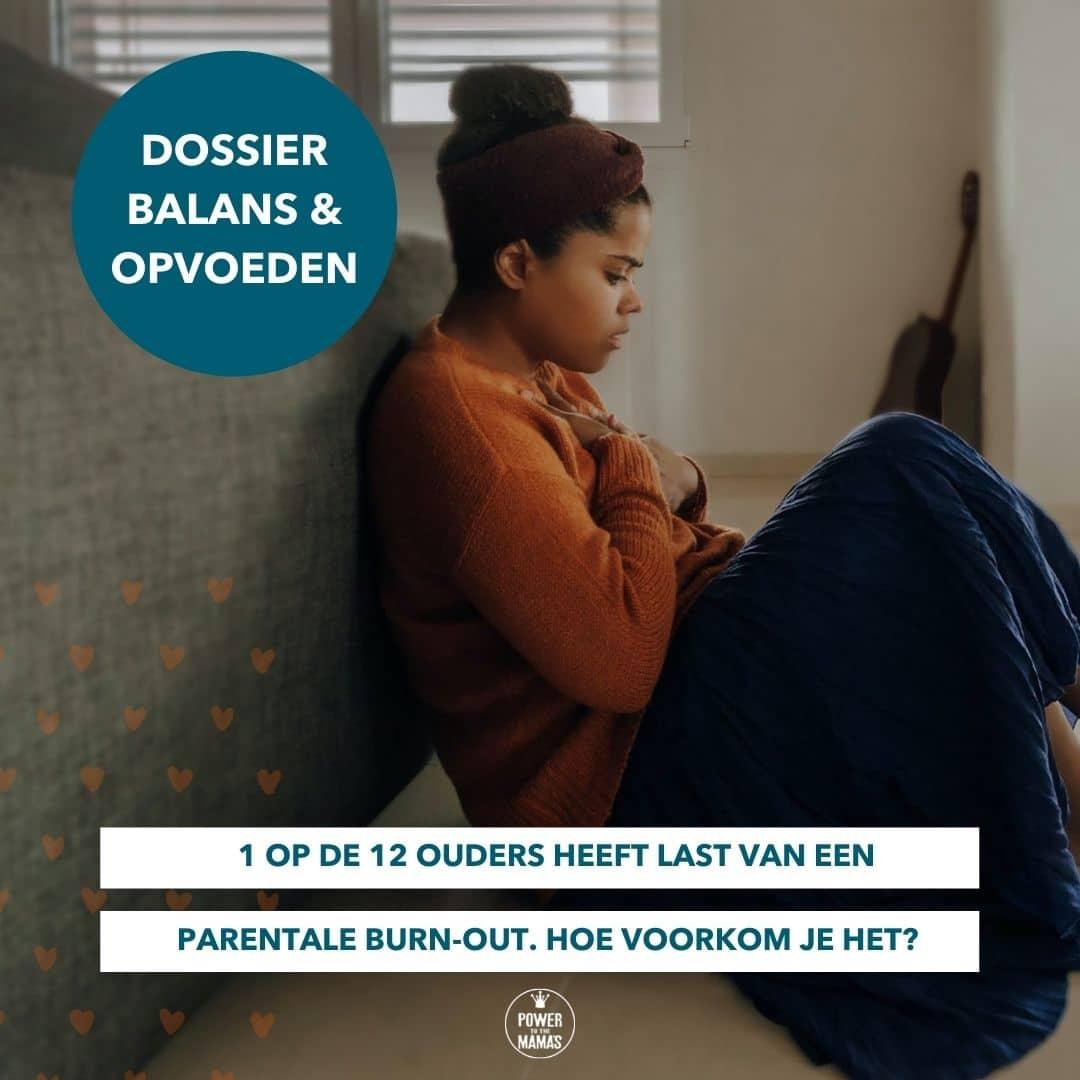 Wat is een parentale burn-out, hoe herken je het en hoe kom je eraf?